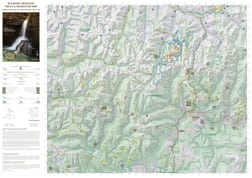 Mulberry Mountain Trails & Recreation Map - small
